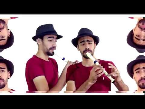 Me & Myself (Official Music Video) | Recorder Beatbox | Medhat Mamdouh