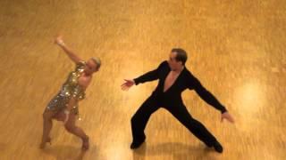Katharina & Johannes Jive @ German World of Dance 2012 Wettbewerb Social Dancing Competition