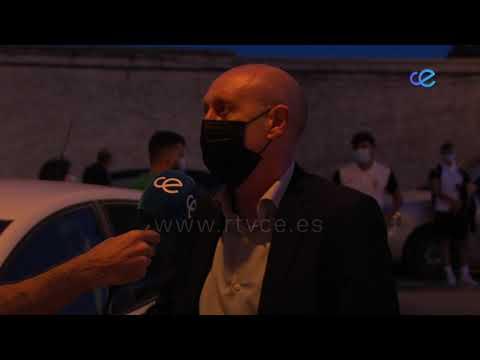 """Valladares: """"Siento mucho no haber podido llevar al equipo un poquito más lejos"""""""