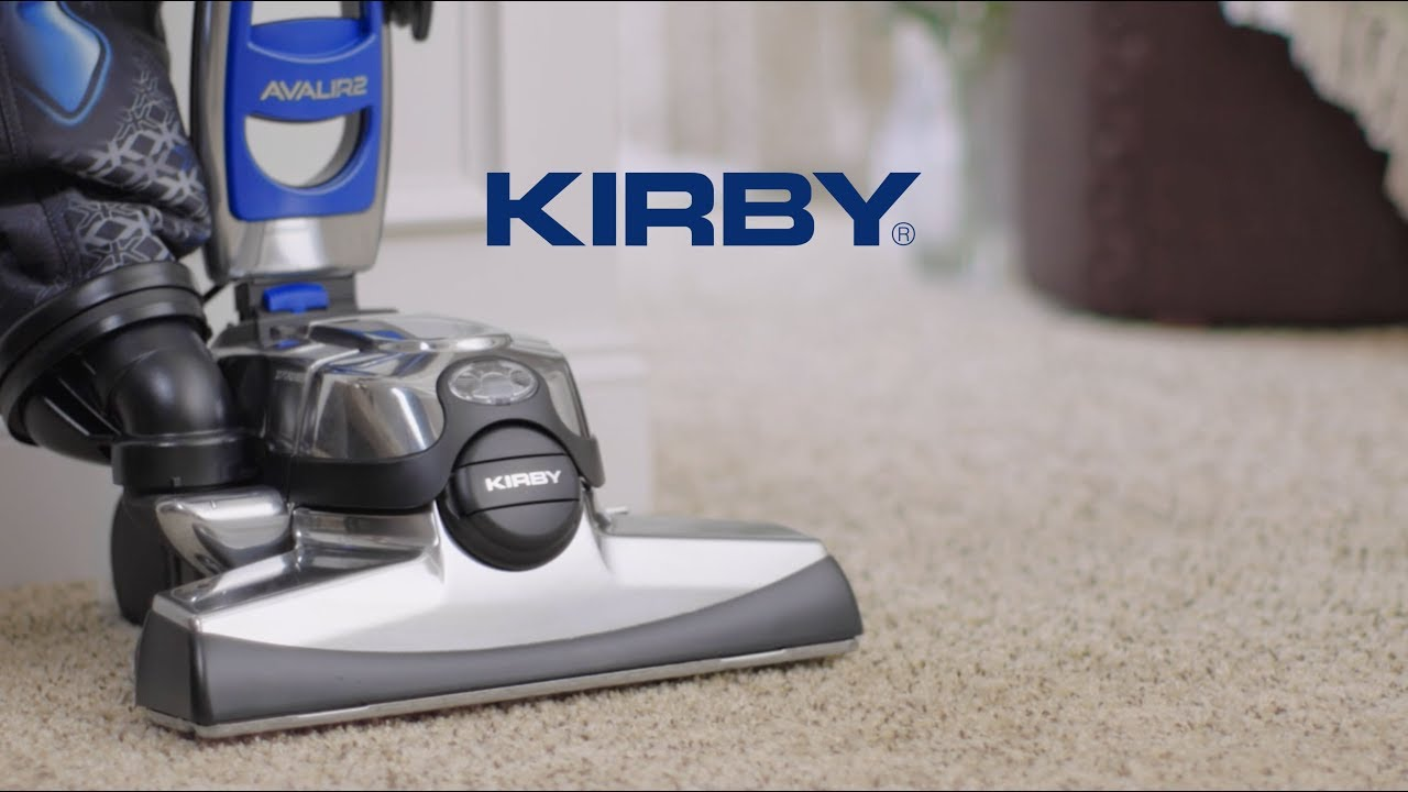 The Kirby Company Presents Avalir 2 Home Cleaning System Youtube