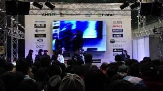ウルトラ応援歌で秋葉原の街が騒然|ウルトラガール 2012 AKIBA PC-DIY ...