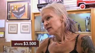 EL PRECIO DE LA HISTORIA - La ex esposa de Dennis Rodman