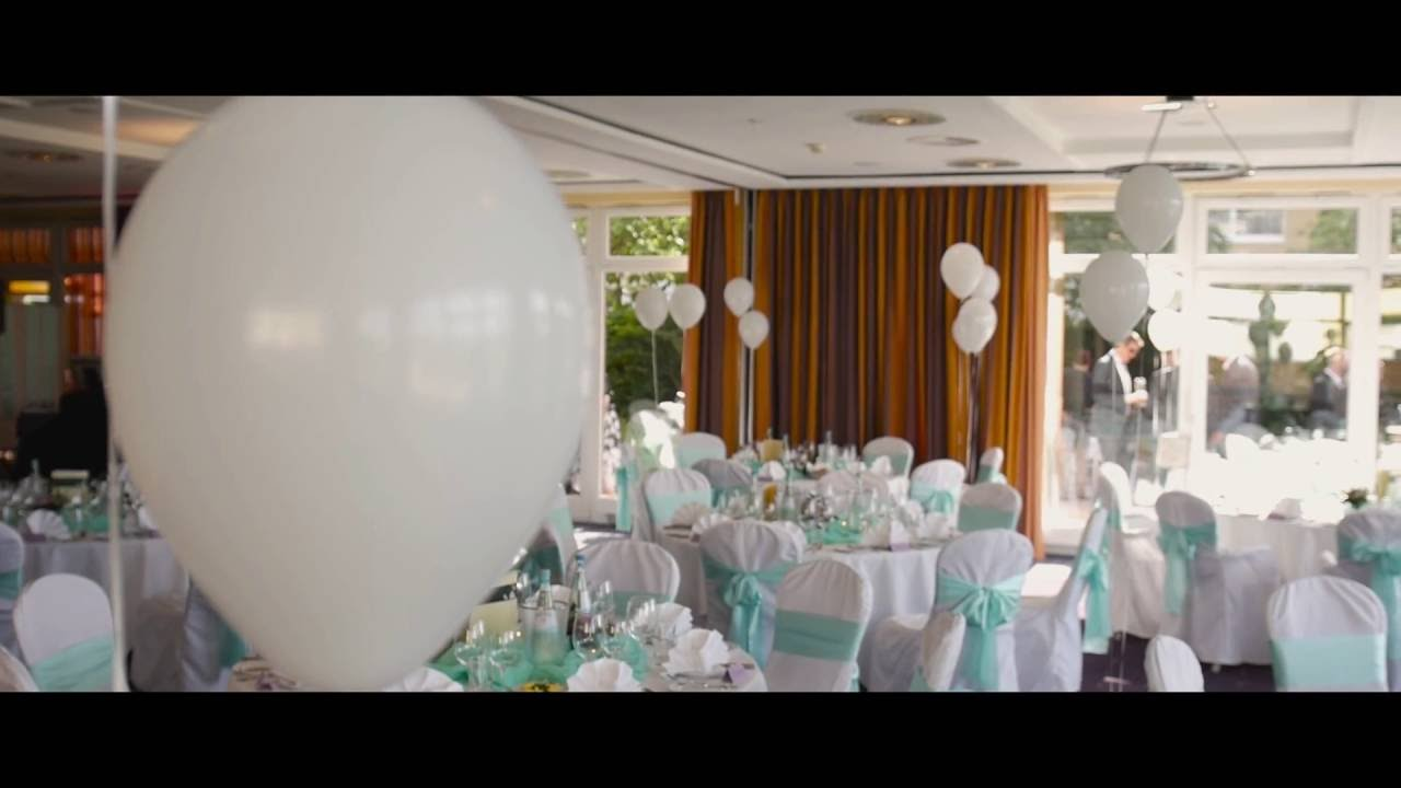 Lisa & Nico: Castanea Resort Highlight Film in Adendorf - YouTube