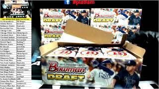 2017 Bowman Draft Baseball Jumbo Full Case PYT #92