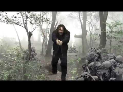 "Christopher Lee: ""The Bloody Verdict of Verden"" Music Video"