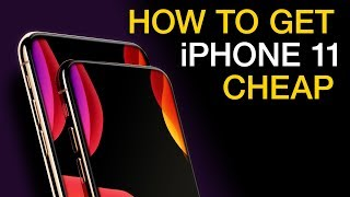 Gambar cover How To Get iPhone 11 for CHEAP