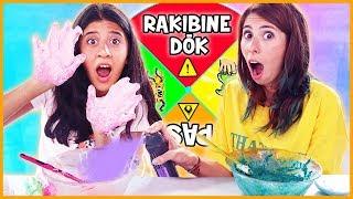 Çarkıfelekten Ne Çıkarsa Slime Challenge Yeni Çark Slaym Eğlenceli Çocuk Videosu Dila Kent