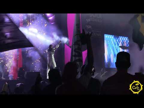 Problem Child Performing 'Nasty Up' At ISM 2020 Finals