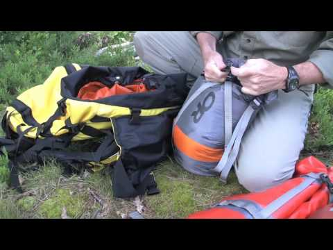 How to Pack a Dry Bag for Paddling