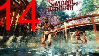 Shadow Warrior 2013 Прохождение игры. Часть 14. Глава 9