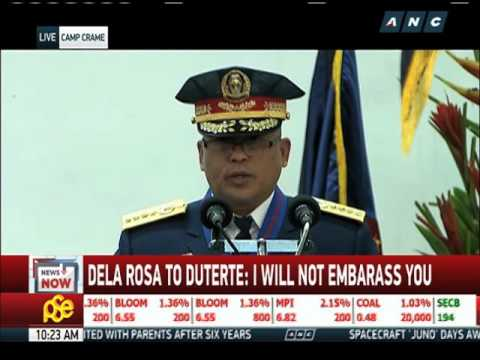 New PNP chief to scalawags: Your days are numbered