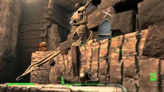 Fallout 4 Fens Street Sewer - Serial Killer's Lair (Survival Difficulty)