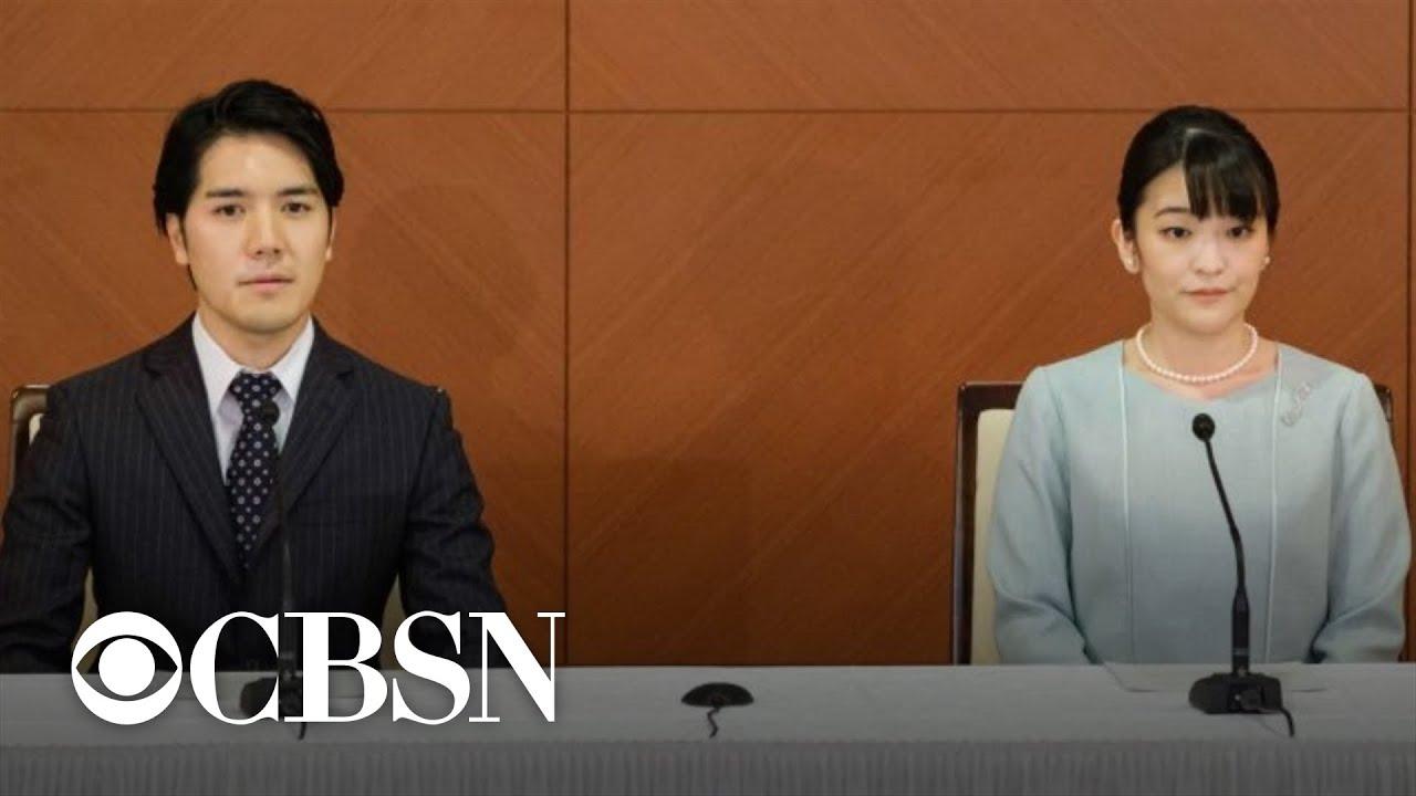 Japan's Princess Mako loses royal status after marrying a commoner ...
