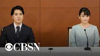 Japan's Princess Mako loses royal status after marrying a commoner