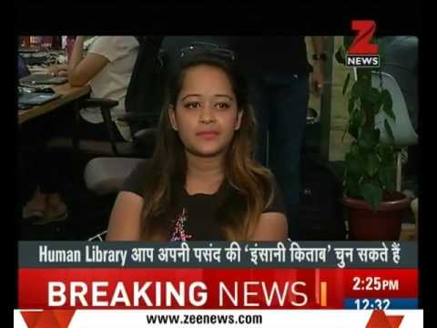 India's first Human Library opens in Delhi