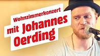 Das MediaMarkt Wohnzimmerkonzert Mit Johannes Oerding