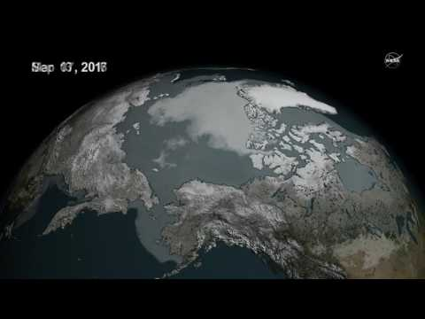 Arctic Sea Ice Hits Record Low - Again! | Video