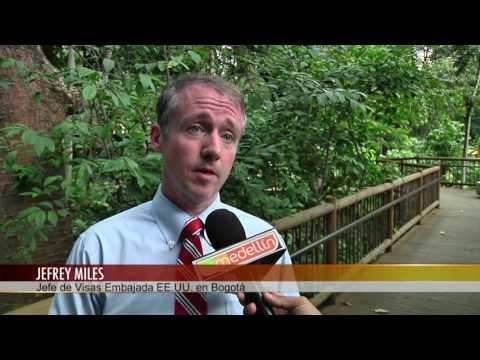 Colombia quinto país del mundo en solicitar visas a USA[Noticias] – TeleMedellin
