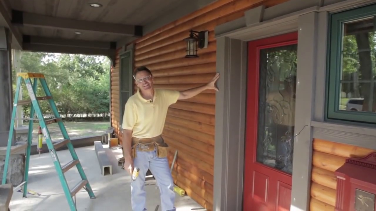 Transforming An Entry With Fypon Door Surround