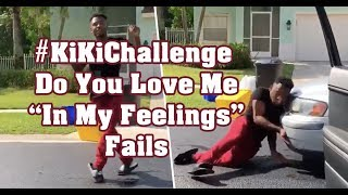 KiKi Challenge Fails Compilation [Try Not To Laugh Challenge] | Best Fails 2018