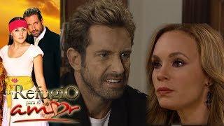Un refugio para el amor - Capítulo 24: Rodrigo se entera que Gala humilló a Luciana