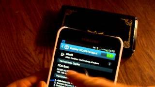 Smartphone als mobiler StreetPass Hotspot für den Nintendo 3DS
