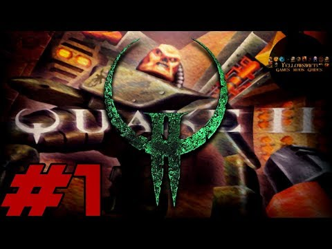 Let's Play Quake II XP | Outer Base | Part 1