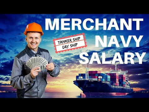 Merchant Navy Salary #Seafarersalary #shipsalary #merchantnavy