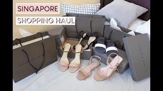Singapore Shopping Haul | Charles and Keith, Love Bonito, and more! | Gemma Florido