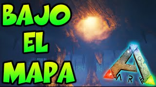 CIUDAD SECRETA BAJO EL MAPA!! LO NUNCA VISTO EN ARK! ARK SURVIVAL EVOLVED MODS - Patty Dragona