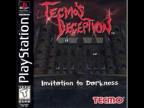 Tecmo's Deception: Invitation to Darkness (PSX Music 1996)