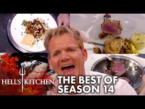 The Best Moments Of Hell's Kitchen Season 14