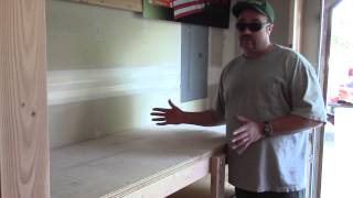 How To Build A Reloading Bench, Video 6