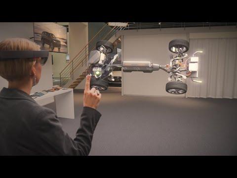 Volvo Cars: Partner Spotlight With Microsoft HoloLens