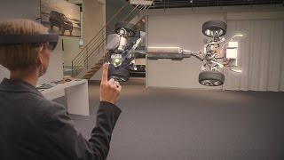 فيديو| فولفو و مايكروسوفت يوقعان اتفاقية الخيالي العلمي