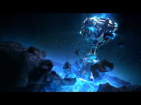 League of Legends SEASON 2015 FINALS Login Theme