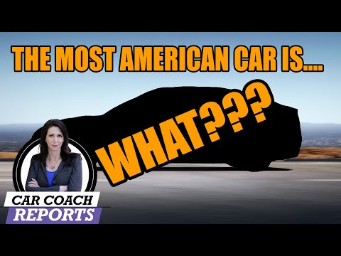 Top 10 Cars Made In America!