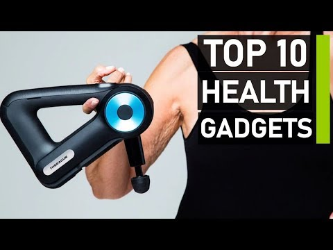 Top 10 Must Have Health & Fitness Gadgets