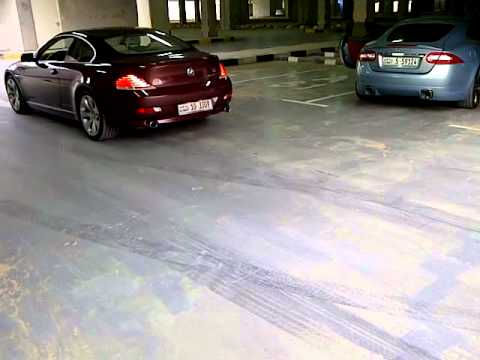 Bmw 645 Vs Jaguar Xk Both Stock Youtube