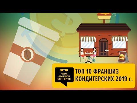 🅿🍰 ТОП 10 франшиз кафе-кондитерских на 2019 | Как НЕ ПОТЕРЯТЬ 4 МЛН руб?