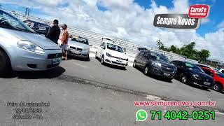 Feira do automóvel de Salvador Bahia 12/01/2020. Parque de exposições