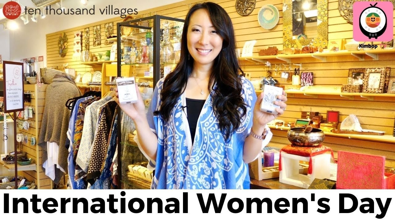 Empowering Women with Ten Thousand Villages
