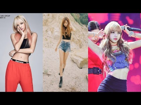 Blackpink Lisa's True Weight Was Revealed In Real Man 300