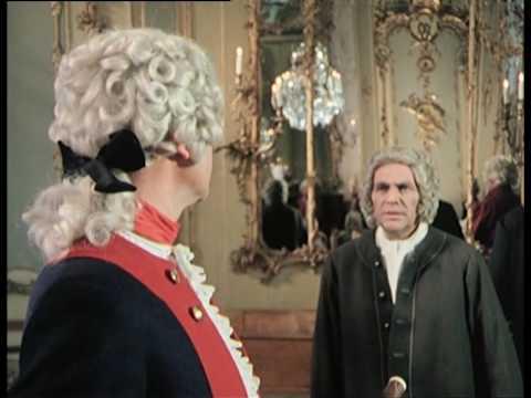 Bach trifft Friedrich
