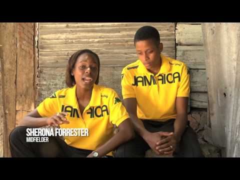 The Reggae Girlz - OUR STORY