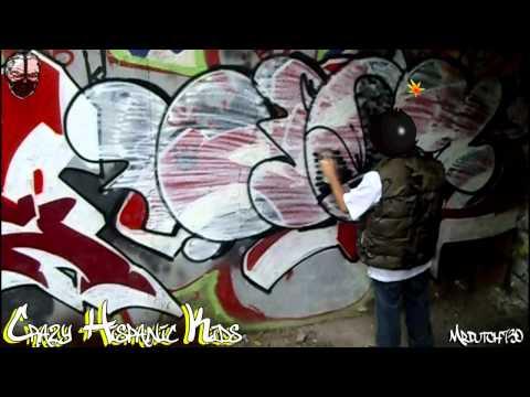 "Graff - COLO CHK ""Crazy Hispanic Kids""  New York City Graffiti Street Bombing 2011 (mrdutch730 #79)"