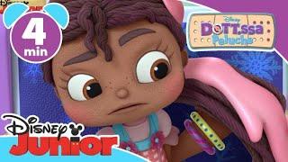 Dottoressa Peluche - Ospedale dei giocattoli | La coraggiosa Anna - Disney Junior Italia