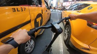 GoPro Boosted Rev NYC