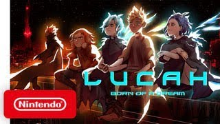 Lucah: Born of a Dream - Announcement Trailer - Nintendo Switch