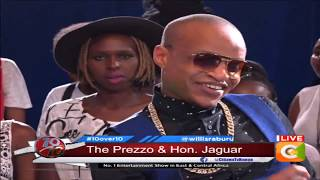 Jaguar, Prezzo reconcile, congratulate people who brought them together #10Over10